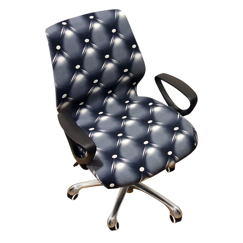 Multi-color Office Elastic Chair Cover Rotating Lifting Stretch Chair Seat Cover