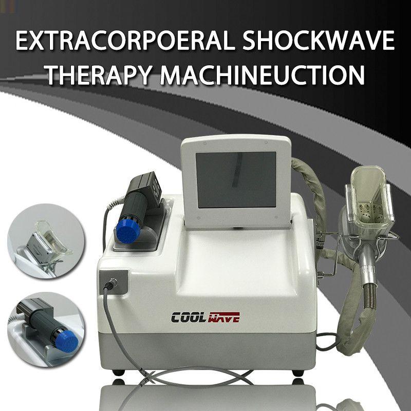 2 en 1 Cryolipolysis cuerpo que adelgaza congelación grasa nalga grasa gainswave eliminación máquina de ondas de choque del salón de belleza