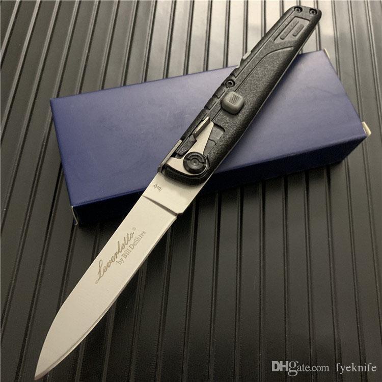 Новая итальянская мафия FRN усиленного Colt II тактический складной нож одного действия тактической самооборону складного ножа EDC CAMPING ножи Рождественских г