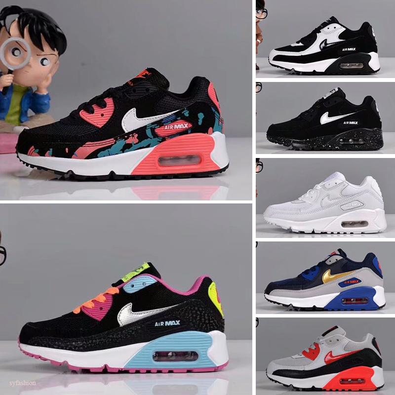 2019 Kids Sneakers Presto II shoe Children Sports Orthopedic Youth Kids trainers Infant Girls Boys running shoes
