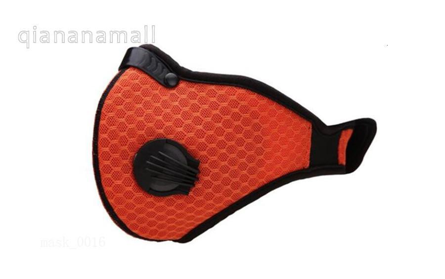 5 Dhl Schicht Schutzaußen Kopftuch PM2.5 Einweg-ation Anti Staub Gesichtsersatz Maske IEGX QA