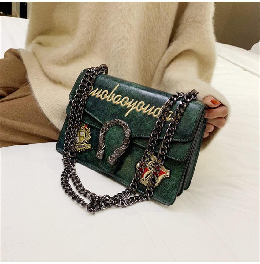 Diseñador famoso bolso de hombro cruzado bolso de lujo de lujo diseñador de moda bolsas de moda bolsas de cuero de mujer marca PU WBVAQ