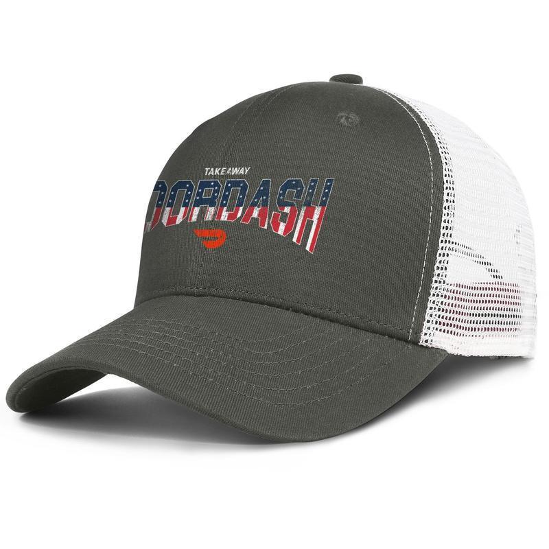 Doordash американских флага Проблемных army_green для мужчин и женщины дальнобойщик крышки шарика крутого дизайнер подгоняет сетку шляпа 3D эффект логотип вспышки