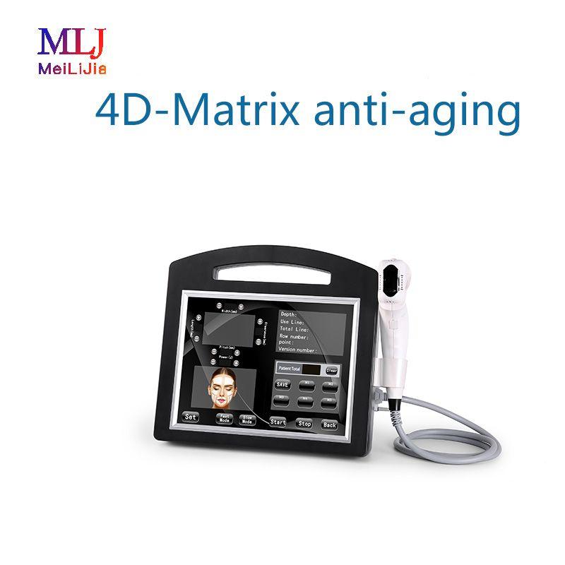HIFU Ultrasonido Máquina más nuevo 12lines corea 4D cara máquina y el cuerpo con cartucho de 3,0 / 4,5