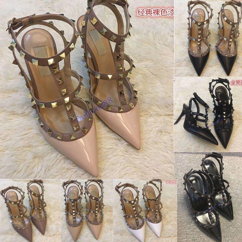 2020 New Brand Women Pumps Wedding Shoes Woman High Heels Sandal