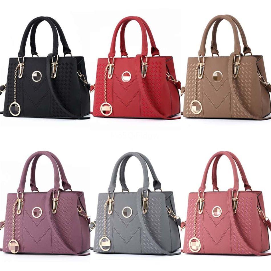 Lucdo Brand Women Leather Handbags Mini Small Rivet Totes Bag Designer Ladies Aligator Evening Clutch Shoulder Messenger Bag Sac Z07#200