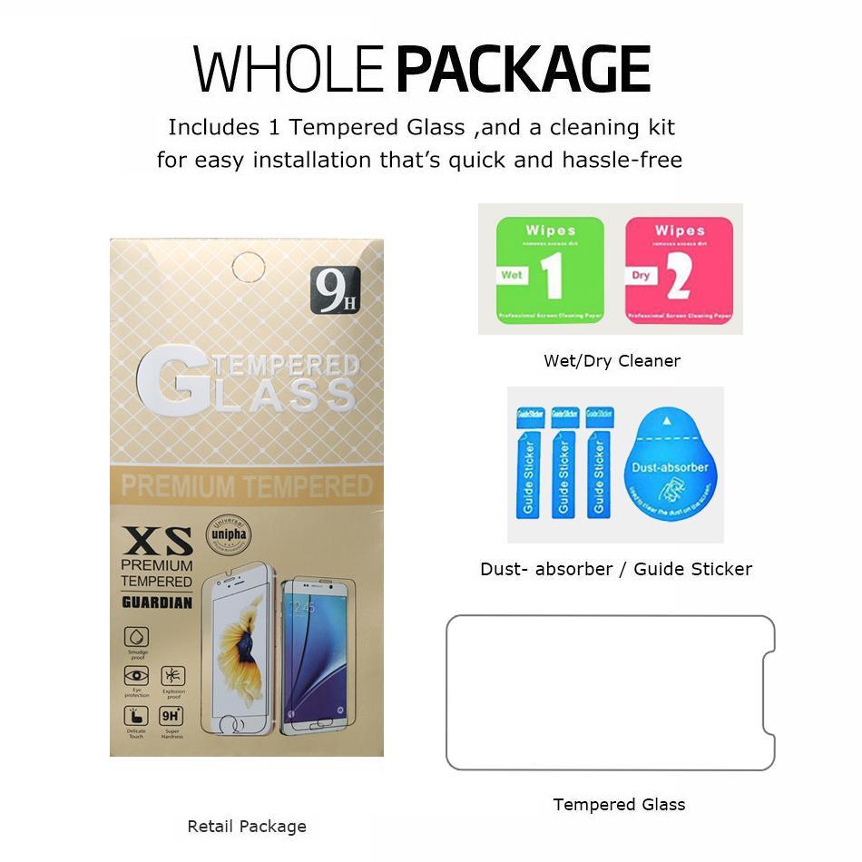 아이폰 엑스 XS 맥스 Xr 8Plus 화면 보호기에 대한 강화 유리는 삼성 A6 2018 LG 전자 K30 화웨이 메이트 20 프로 구글 패키지와 함께
