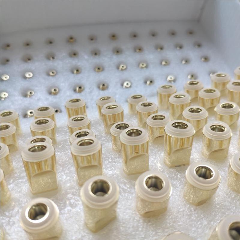 Пустые Vape ручка электронная сигарета картриджи 1мл керамические катушки стеклянный резьба 510 густое масло DAB воск испаритель электронной сигареты атомайзеры