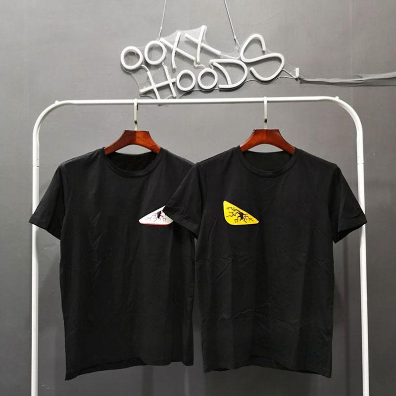 Célèbre femme Styliste T-shirts Fashion Hommes Femmes T-shirt T-shirt Vêtements Pour femmes Manches courtes Femme Tops Taille S-XL