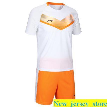 Top del fútbol jerseys baratos libres del envío al por mayor de descuento cualquier nombre cualquier número Personalizar camiseta de fútbol del tamaño S-XL 554