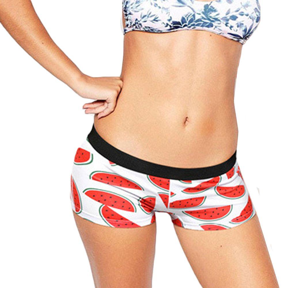 HEROES ROSADOS Para Mujer Calzoncillos Boxer Impresión Sexy Increíble Erógeno Briefs Shorts Elástico Transpirable Ropa Interior 611