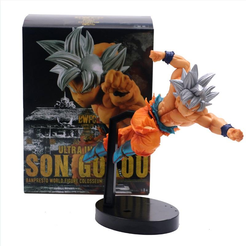 Banpresto World Figure Colosseum Type A Son Gokou 7 BWFC Dragon Ball Z