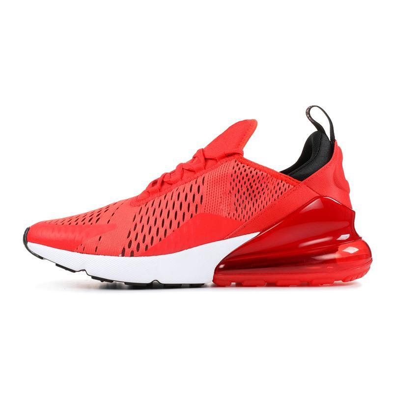 nike air max 270 Бесплатная доставка Весной и осенью мода жизнеспособность повседневная обувь мужчины и женщины открытый повседневная обувь красный черный цвет хаки