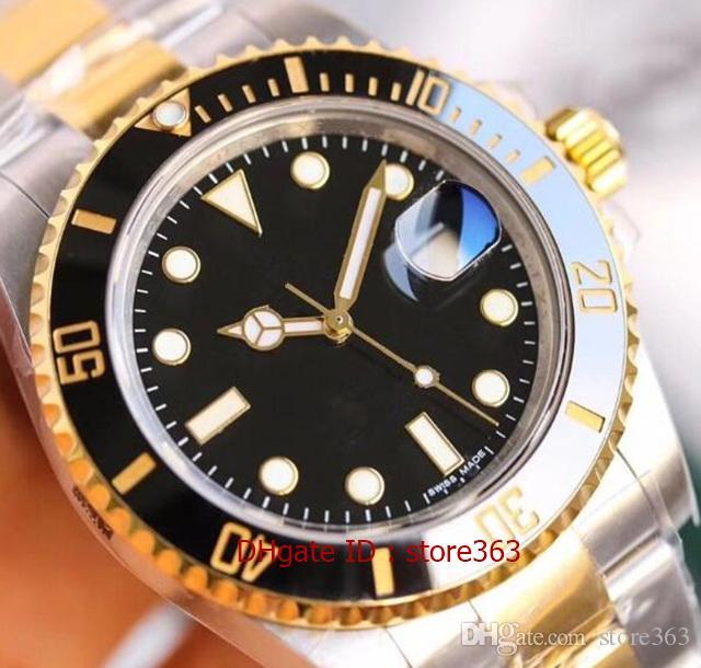 KS watch 40 мм антибликовое выпуклое увеличительное окно календаря 2836, 3135 автоматические механические часы мужские часы автоматические часы