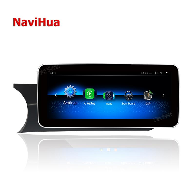 10,25 Zoll Android 10.0 Touch-Screen für C 2011-2014 Stereo aduio Wifi Bluetooth Autoradio GPS-Navigation Multimedia-System