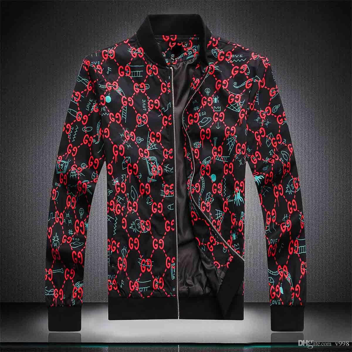 19ss Explosion Herrenjacke Mode Marke Neue Manteljacke Luxusmantel Langarm Streetwear Designer Jacke Männer und Frauen