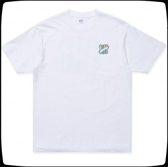 2020 El invicto camisetas para los hombres del diseñador de moda de manga corta t camisas estampadas de algodón camisetas de verano tapas ocasionales