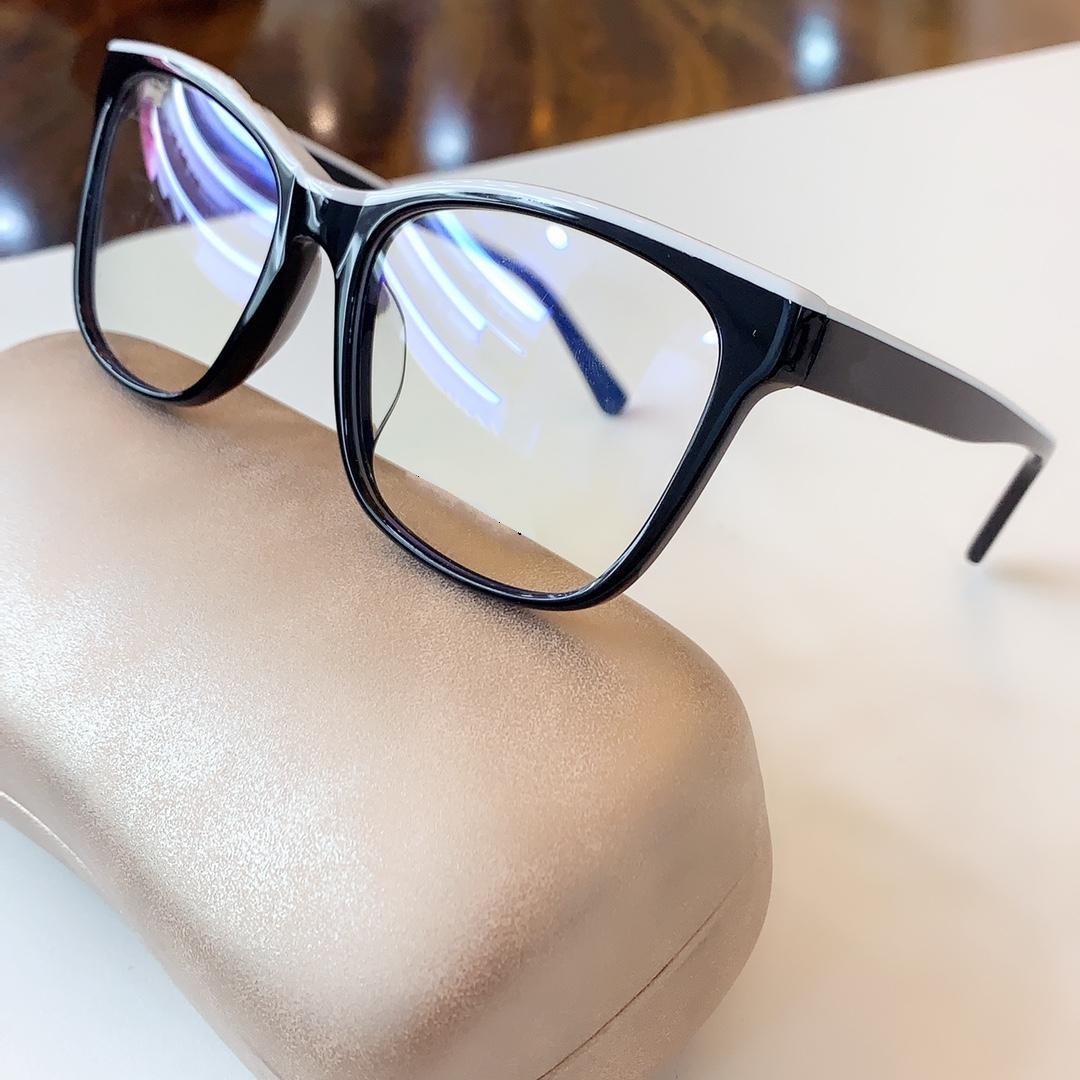 Wrap frank kare kare genişliği 2020 moda en kaliteli siyah beyaz kutu ve dastbag ile erkekler kadınlar sunglasses