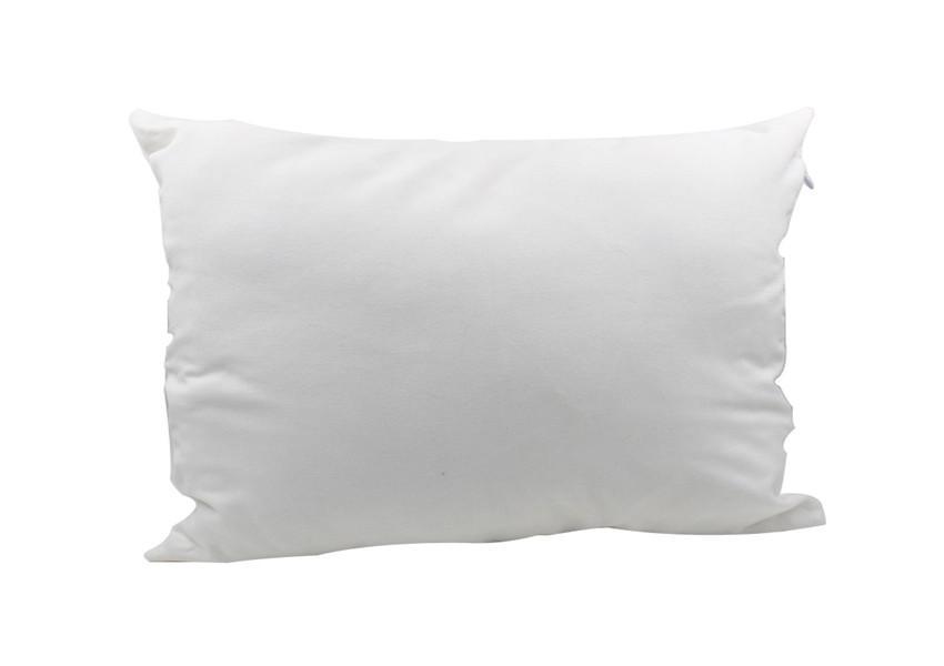 홈 소파 베개 케이스 A03에 대한 승화 빈 베개 케이스 45 * 45cm 폴리 에스테르 베개 커버 화이트 DIY 침구 용품