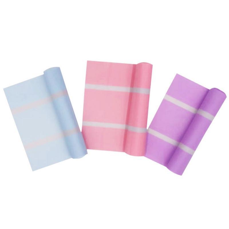 1pcs 1.5m Yoga Pilates Bandas correas de formación de goma elástica de resistencia Yoga Bandas correa de la aptitud de bucle del equipo de gimnasia