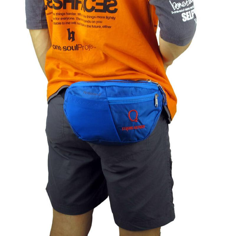 Strong Oxygen Portunus 2 Outdoor and Leisure Waist Bag for Travelling Daily Use or Sports