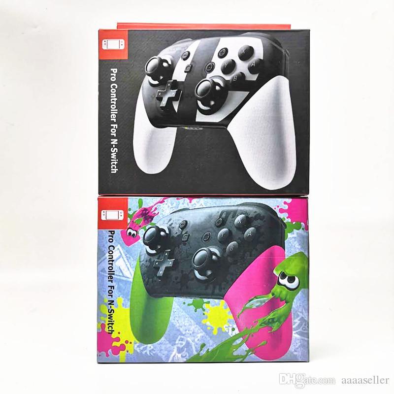 Bluetooth Wireless-Pro-Controller Gamepad Joypad Fernbedienung für Nintend Schalter Spielkonsole r20 Konsole Gamepad Joystick Wireless Controller