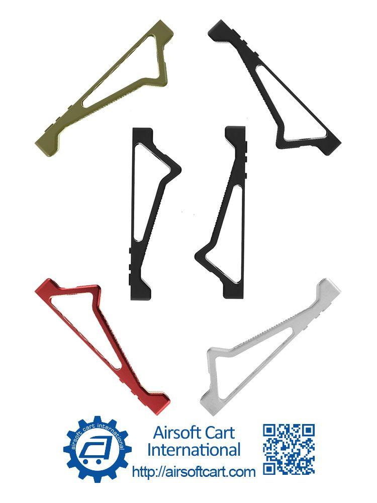 ACI K20 M20 Angled Fore aperto Handstop / Stop mão para MLOK / MLOK para NERF Toy Gun CNC versão leve