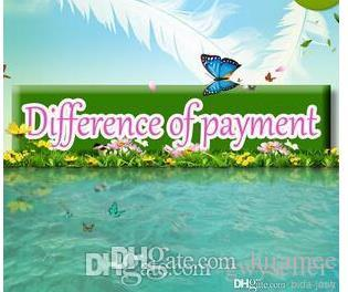 differenza di pagamento