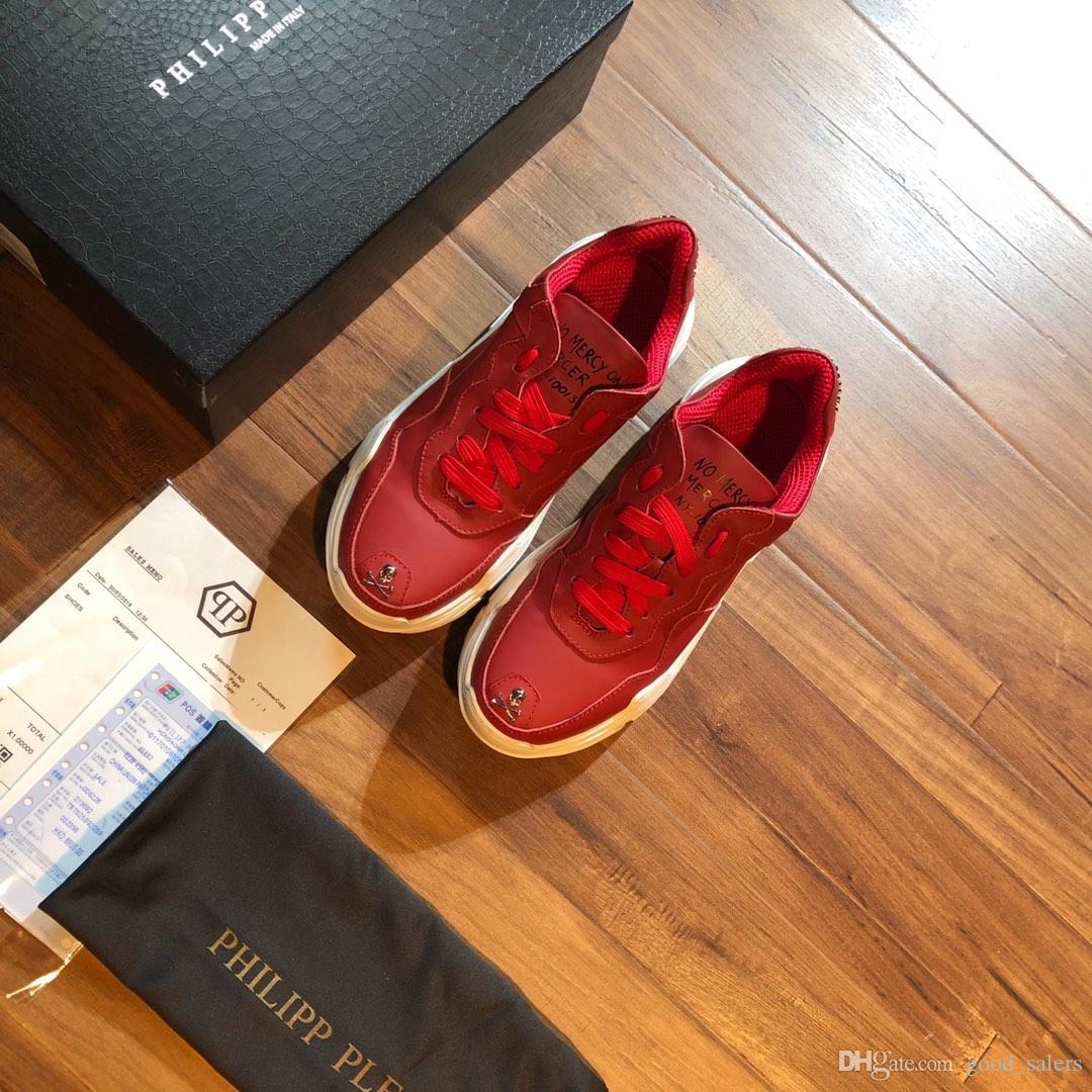 2019ss hombres verdaderos zapatos de negocios de cuero de lujo diseñador de alta calidad muela arenosa ocio y negocio de doble propósito tamaño 38-45 K037