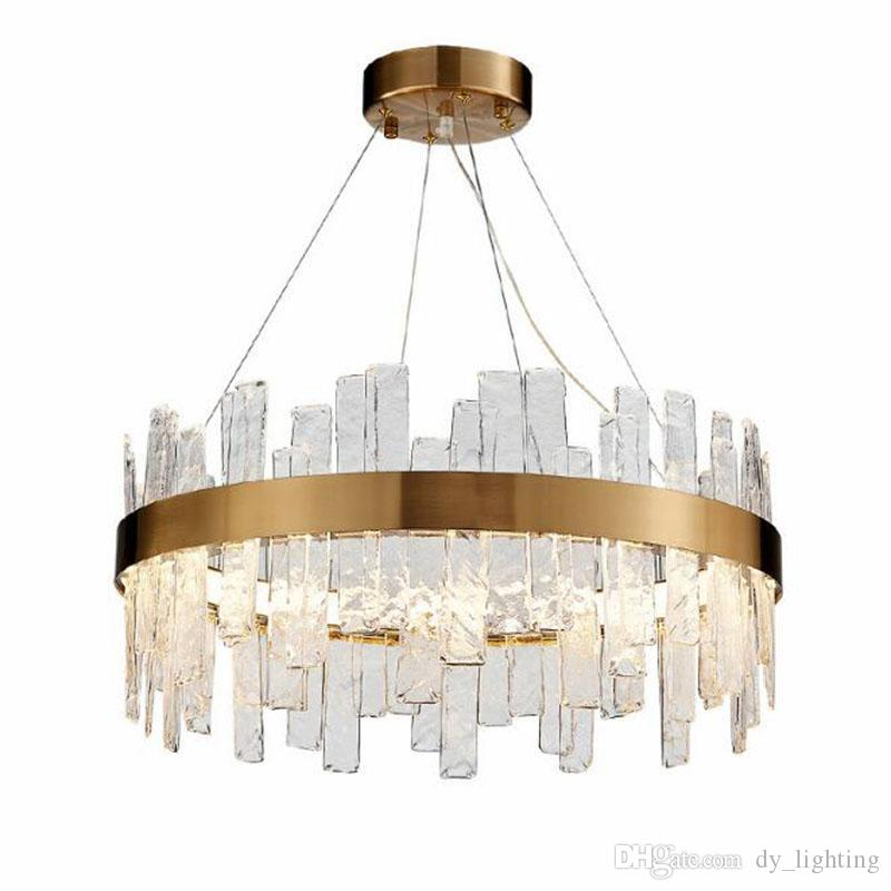 Modern Europe Gold Crystal Chandelier Lighting Led Round Hanging Lamp For Living Room Bedroom Home Light Fixtures Chandeliers Black Chandelier Modern Chandeliers From Dy Lighting 295 18 Dhgate Com,Blue Wall Living Room Ideas