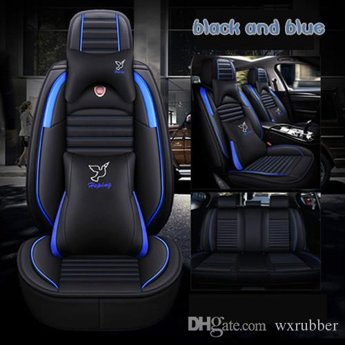 Universal Fit Most Car seat cover For Volkswagen Beetle CC Eos Golf GTI Jetta Passat Touareg sharan Automobiles seat covers