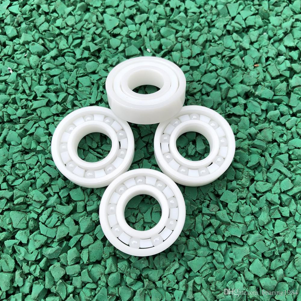 10pcs 6905 full Ceramic ball bearing 25x42x9 mm Zirconia ZrO2 ceramic bearings 25*42*9 mm