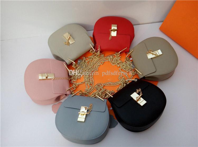 2019 women designer handbags Small round bag crossbody bag Star same style fashion cute Small pig shape High quality First layer cowhide