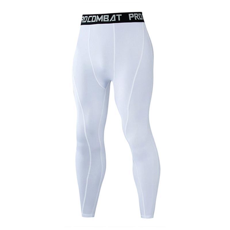 2020 Mens Sports Leggings Black Compression Pants High Elastic Running Tights Basketball Leggings Sweatpants Fitness Long Trousers From Miaoshakuai 12 05 Dhgate Com
