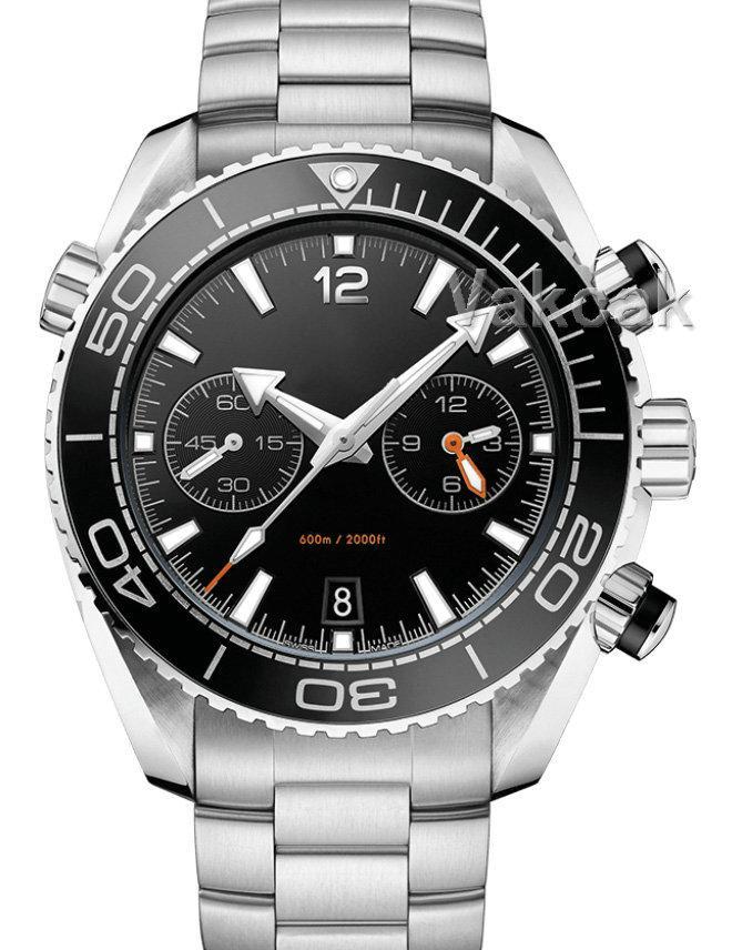A-2813 팔찌 고급 기계 남자의 스테인레스 스틸 자동 이동 디자이너 시계는 자기 바람 망 007 007 스카이 폴 손목 시계