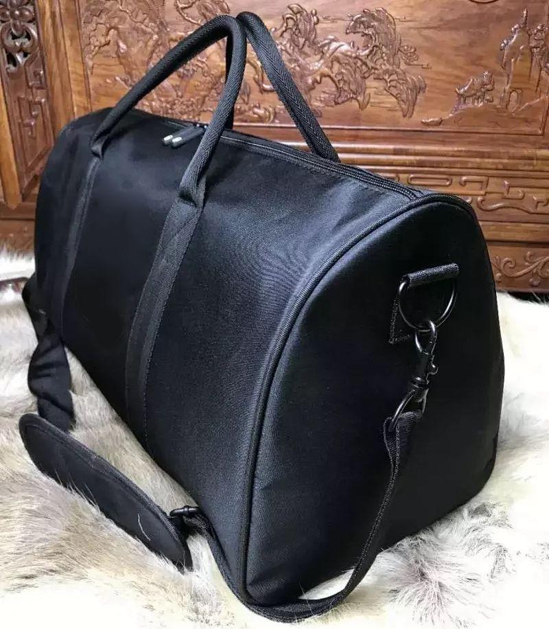 Fashion black C Women Storage Bag Yogo Sport case Large size black Travel bag storage case fashion Beach tote duffle Travel vip gift