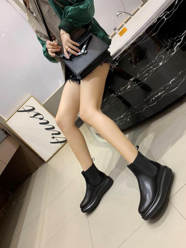 Livraison gratuite sexy de luxe de femmes Chaussures Vintage Ladies cheville Excellente Bottes hautes Tendance Rafraîchissez Qualité Célèbre Bottes Casual