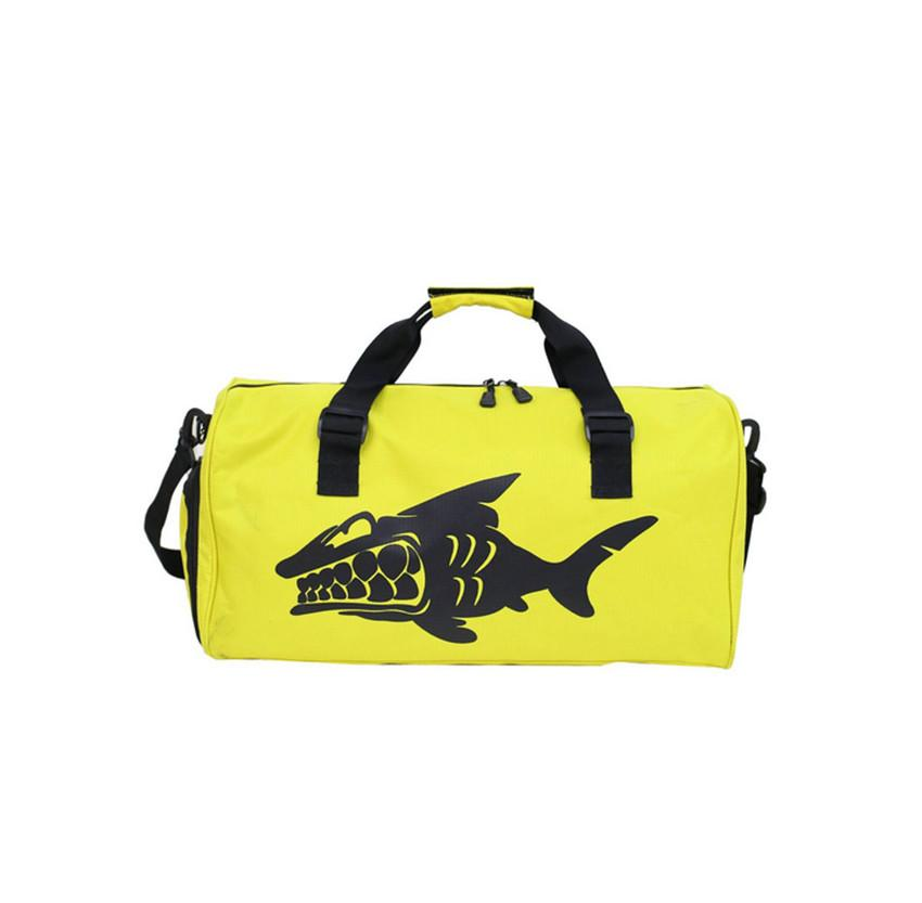 Yellow Travel Shopping Military Wholesale Bag Oxford Trolley Foldable Bags Ernfl