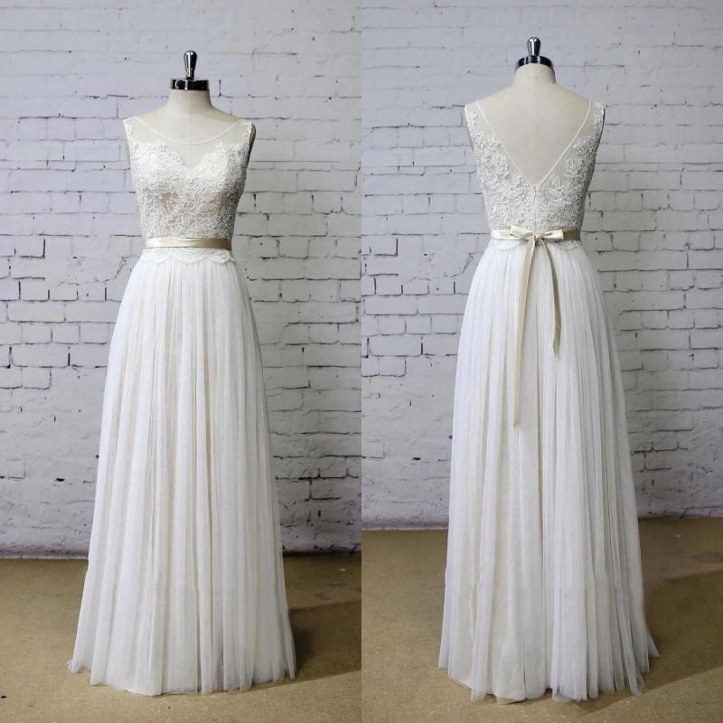 2020 чешские свадебные платья V шеи с длинным рукавом кружева развертки поезд пляж Boho Garden Country свадебные платья robe de mariée плюс размер BM1681