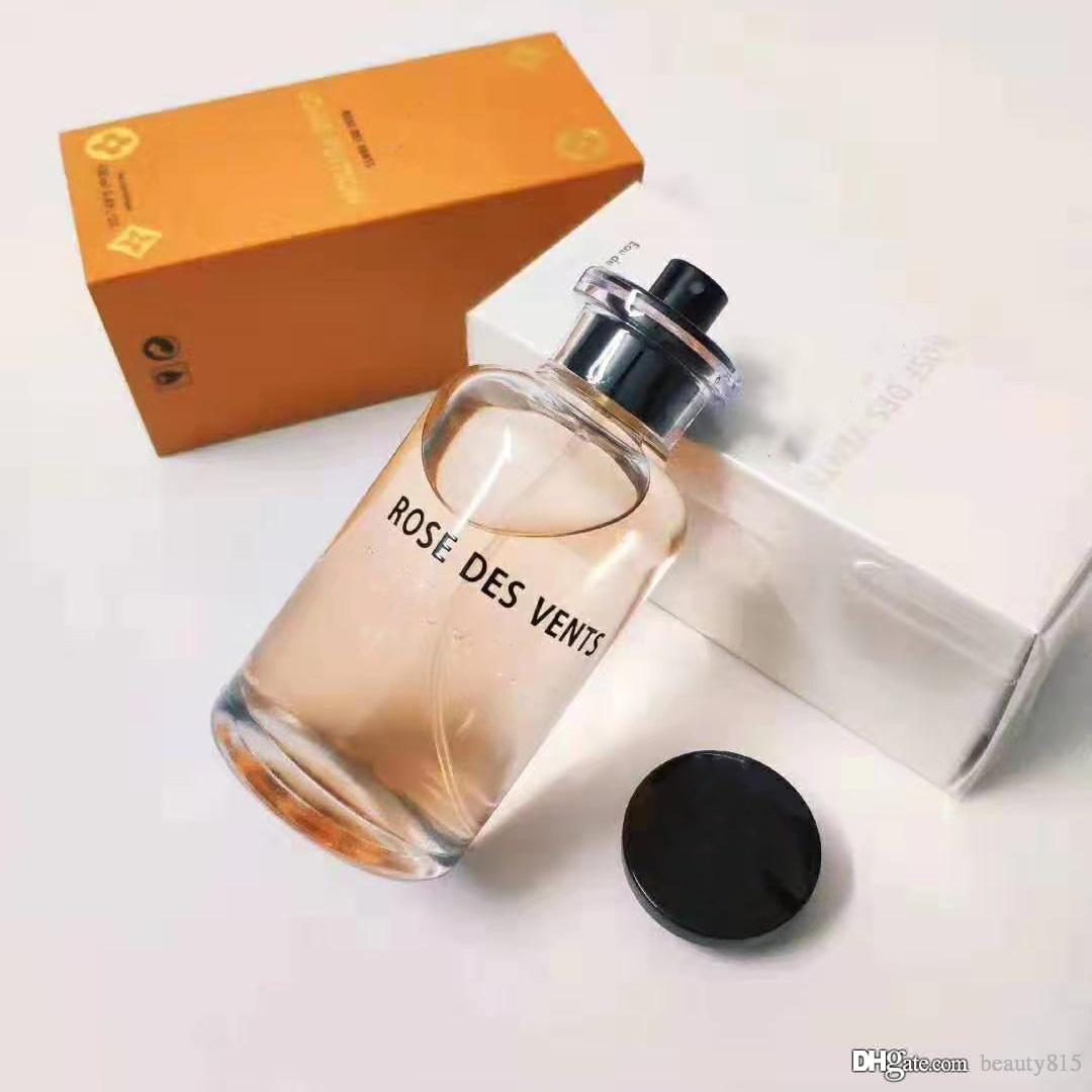 Perfume para mujer fragancia neutra Rose de Vents Contremoi Mille feux apogeo con alta calidad duradera fragancia envío libre