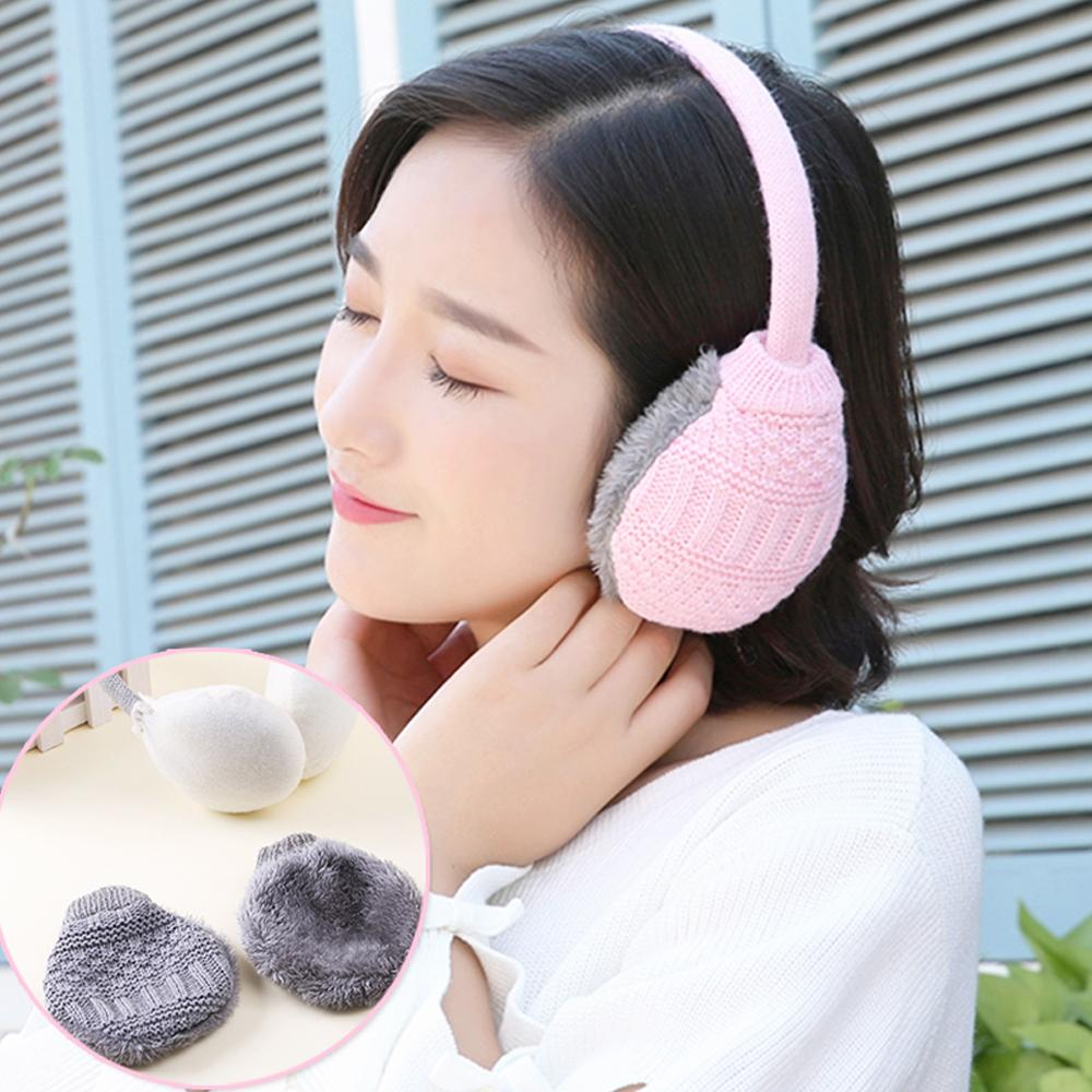 Plush Ear Warmers Earmuffs for Winter Over-the-head Ear Band for Toddler Girl//Little Girl//Big Girl