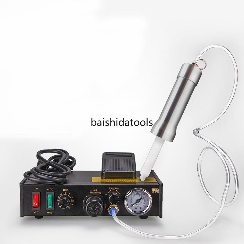 50ml Auto Glue Dispenser BY-982AB Soldadura en Pasta Controller líquido para dos líquidos de componentes de mezcla de la máquina AB pistola de pegamento