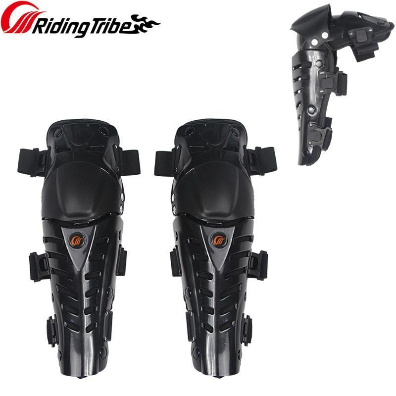 Ingranaggio protettivo protezione del ginocchio della motocicletta del motociclo Rider motociclista piedino del braccio della protezione del gancio di equitazione Ginocchiere elbowpads Kit HX-P03