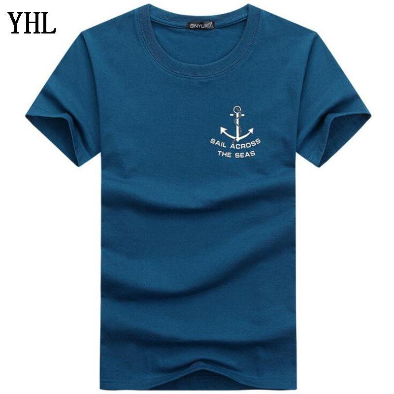 Men's T-Shirts Summer Cartoon print t Shirt Men brand 5XL t shirt Short Sleeve Casual Cotton Tops Tees Men 5XL HC-3