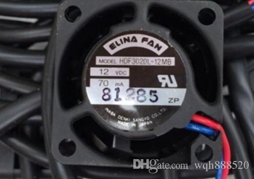 الجملة الجديدة الأصل إلينا FAN HDF3020L-12MB 3020 3CM 12V مروحة التبريد