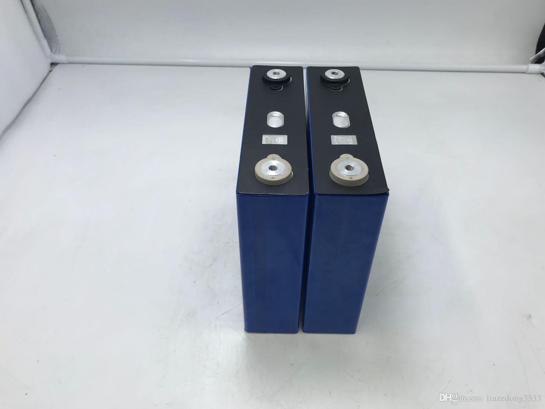 Yeni 8pcs 3,2V 135AH lifepo4 şarj edilebilir batarya Lityum Demir Fosfat Hücre güneş 24V 12V hücreleri değil 120Ah 150ah AB ABD TAX FREE