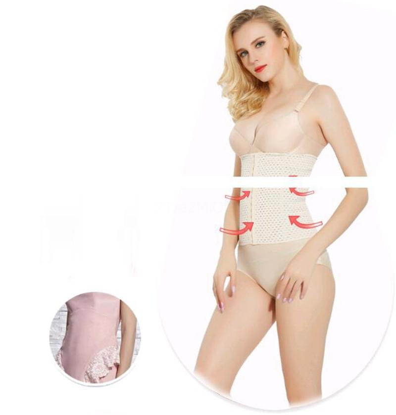 1Pc Lot Neoprene Sauna Waist Trainer Vest Hot Sale Summer Workout Shaperwear Slimming Underbust Body Shaper Sweating Belt Bustiers Corset#OU6