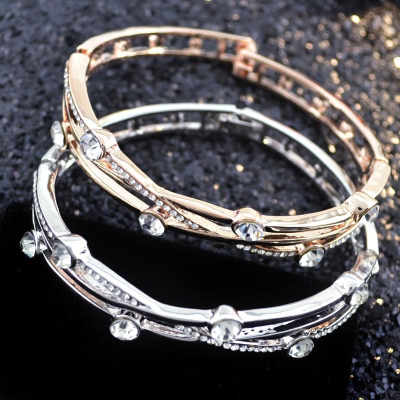 regalo braccialetti all'ingrosso delle donne della coclea stabilita di amanti Bracciale croce semplice braccialetto accessori studente Tanabata San Valentino