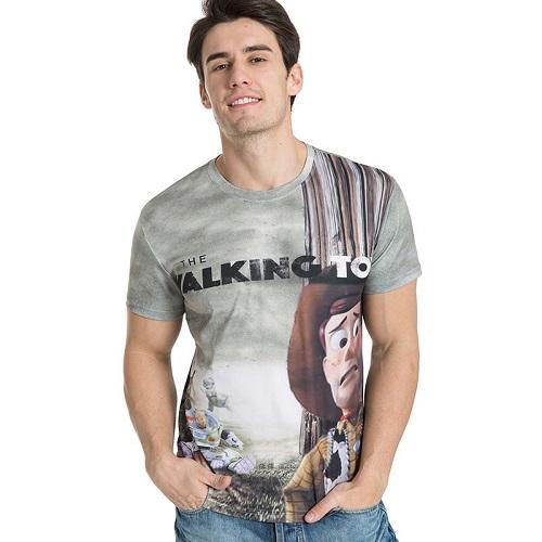 roupas de marca dressing2020 New Arrivals homens / mulheres imprimir T-shirt 3d impressão Verão Tops Tees camisetas tamanho M-5XL