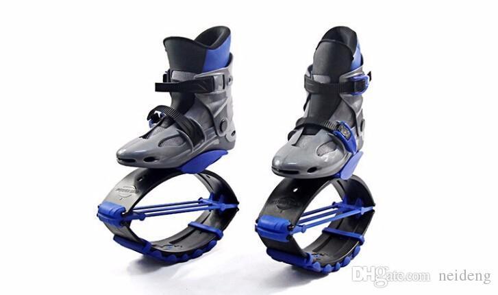 Heißer Verkauf-Kangoo Jumps Bootsschuhe Roller Skate Bounce Schuhe Kinder Teenager Erwachsene Outdoor Sports Fitness Schuhe
